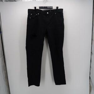 GAP 1969 Slim Leg Distressed Boyfriend Denim Jeans